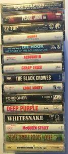 Details about Classic Rock Lot  15  On Cassette Deep Purple Eddie Money Cheap Trick