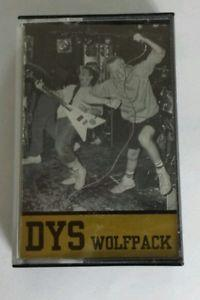 Details about DYS Wolfpack 1989 Cassette Taang Records hardcore punk rock Boston