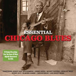 Details about �Essential Chicago Blues 50 Original