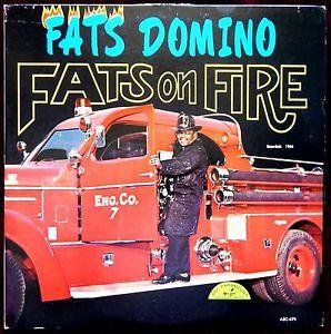 Details about �FATS DOMINO FATS ON FIRE! Near Mint