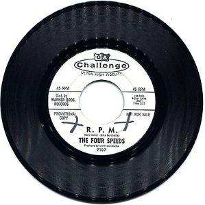 Details about �FOUR SPEEDS R.P.M. / MY STING RAY 1963
