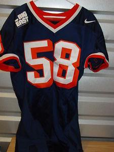 new styles a5c1d 56cd9 Details about  Frank Giufre NIKE AUTHENTIC SYRACUSE ...
