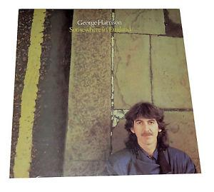 Details about �George Harrison Somewhere In England