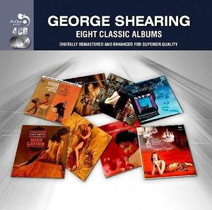 Details about �George Shearing EIGHT CLASSIC ALBUMS