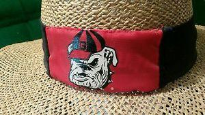 3ece6390a18 Details about  Georgia Bulldog UGA Dawg Gambler Hat Game Golf ...