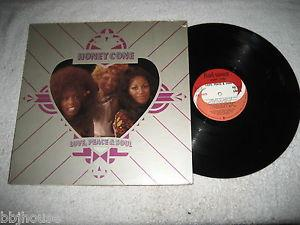 Details about �HONEYCONE - Love Peace & Soul - Rare