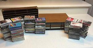 Details about Huge Lot of Cassette Tapes  2 Storage Boxes Classic Rock, RB, Various artists