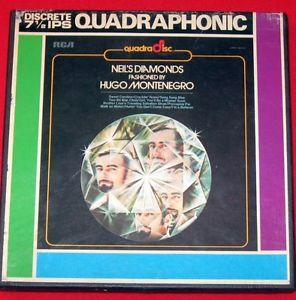 Details about �Hugo Montenegro Quadraphonic Reel to