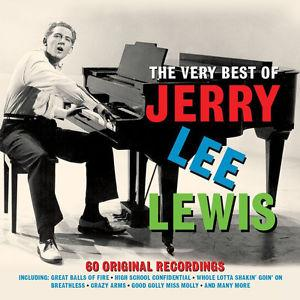 Details about �Jerry Lee Lewis VERY BEST 60 Original