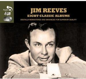 Details about �Jim Reeves EIGHT CLASSIC ALBUMS Bimbo