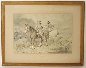 Details about �John Frederick Herring Sr Authentic