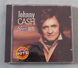 Details about �Johnny Cash - Super Hits best of