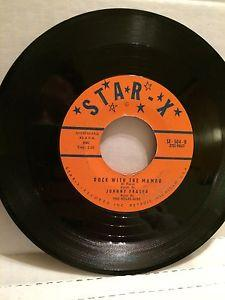 Details about �Johnny Fraser W/The Regal-Airs Rare 45