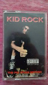 Details about Kid Rock The Polyfuze Method Cassette