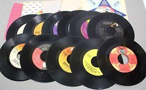 Details about �Lot of 16 R&B SOUL 45RPM RECORDS in