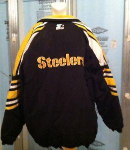 newest fa65a f6c50 Details about  MENS-PITTSBURGH STEELERS NFL PRO LINE ...
