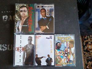 Details about �mixed lot of MC Hammer & Fresh Prince