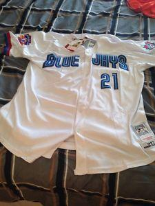 Details about �Mlb Roger Clemens Jersey Xl Throwback