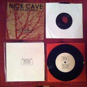 Details about �Nick Cave Vinyl 45 set Needle