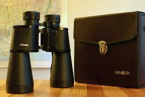 Nikon binoculars 10x50