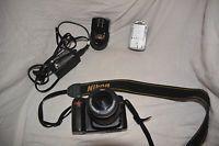 Details about �Nikon D50 6.1 MP Digital SLR Camera -