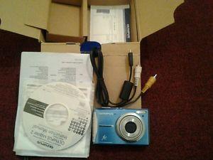 Details about �Olympus FE-46 12.0 MP Digital Camera W/