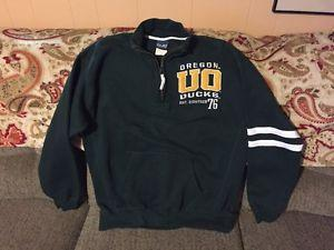 Details about �Oregon Ducks 1876 1/4 Zip Windshirt In