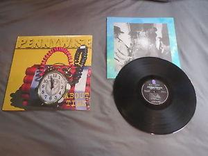 Details about �Pennywise About Time LP Black Wax OOP