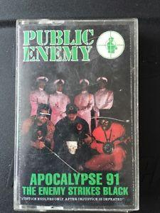 Details about �Public Enemy: Apocalypse 91 The Enemy
