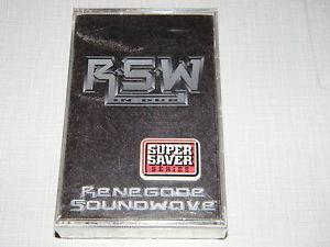 Details about �Rare Still Sealed Cassette RSW In Dub