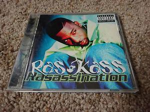 Details about �Rasassination [PA] by Ras Kass (CD,