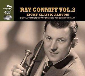 Details about �Ray Conniff EIGHT CLASSIC ALBUMS VOL 2