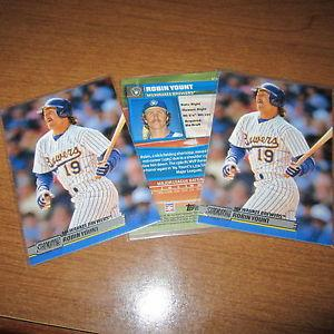 Details about �Robin Yount 2014 Topps Stadium Club Card