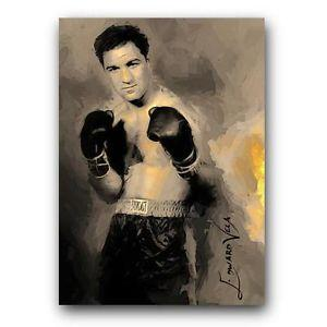 Details about �Rocky Marciano Sketch Card Limited 2/5