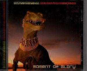 Details about �SCORPIONS - CD MOMENT OF GLORY - PROMO