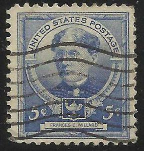 Details about �Scott 872 US Stamp 1940 5c Frances E.