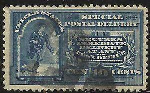 Details about �Scott E5 US Special Delivery Stamp 1885