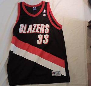 wholesale dealer 52800 b05f5 Details about  SCOTTIE PIPPEN CHAMPION JERSEY SIZE 48 ...