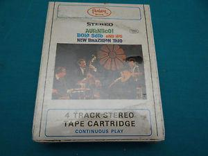Details about �SEALED BOLA SETE Autentico 8-TRACK Tape