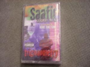 Details about �SEALED RARE OOP Saafir CASSETTE TAPE