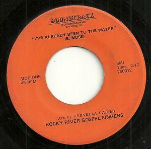 Details about �SOUL 45 UPTEMPO by THE ROCKY RIVER
