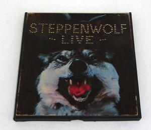 Details about �STEPPENWOLF Live 3� IPS Stereo 4 Track