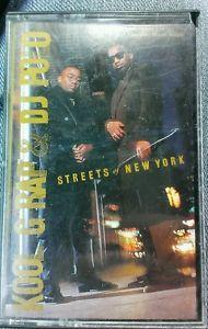 Details about �Streets of New York [Maxi cassette by
