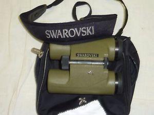 Details about Swarovski Optik SLC 8x30 WB Binoculars with Case