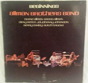 Details about �The Allman Bros Band - Beginnings Double