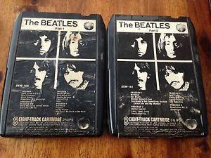 Details About The Beatles White Album Capitol Records