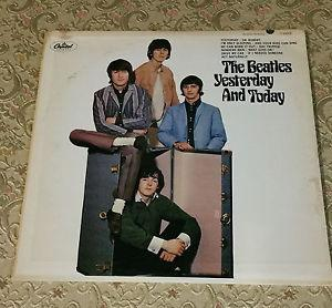Details about �The Beatles YESTERDAY AND TODAY(LP album