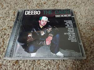 Details about �The Cause [CD/DVD] by Deebo (CD,
