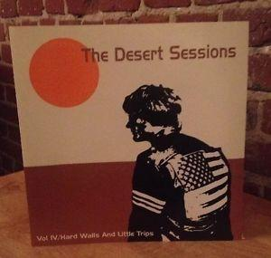 Details about �The Desert Sessions Volume IV Rare First