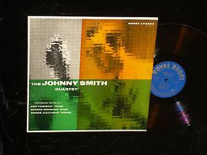 Details about �The Johnny Smith Quartet LP ROOST 2203